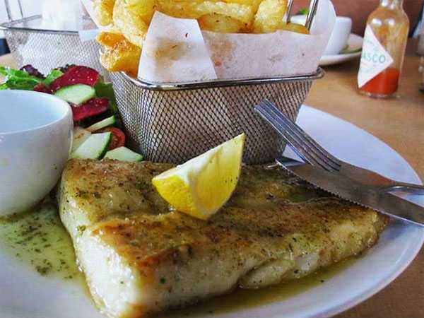 Review: Saltwater Grill in Pinelands