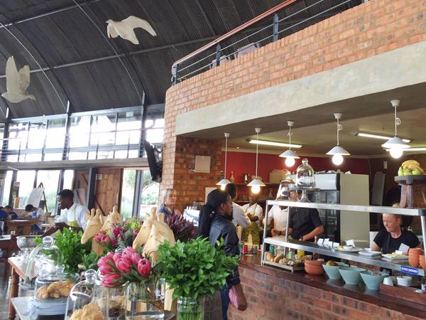Olifants Café