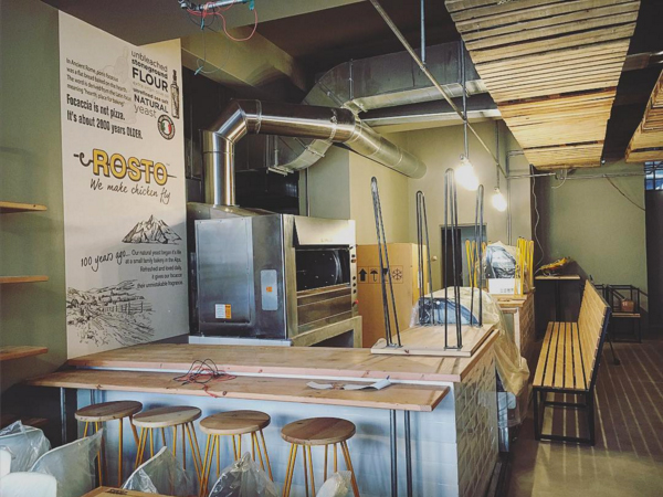 Heads up, Linden: New Italian rotisserie to open next month