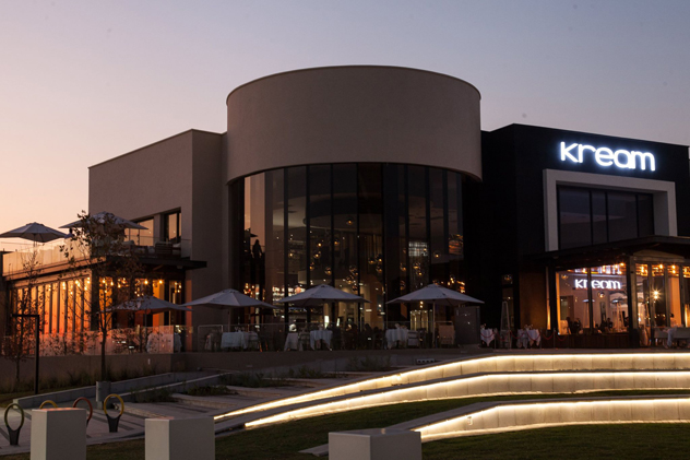 The exterior of Kream. Photo supplied.