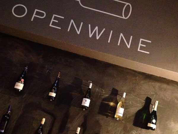 Openwine: Cape Town's first food-pairing wine shop