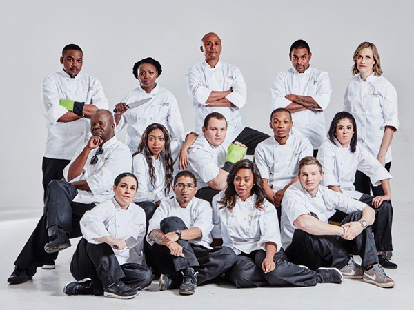 Top-Chef SA contestants