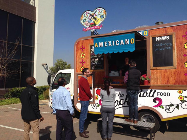 Amexicano Food Truck. Photo supplied.