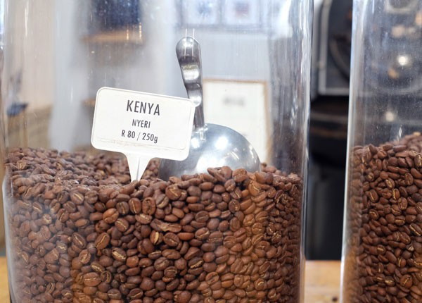 Kenyan beans from Bean There. Photo supplied.