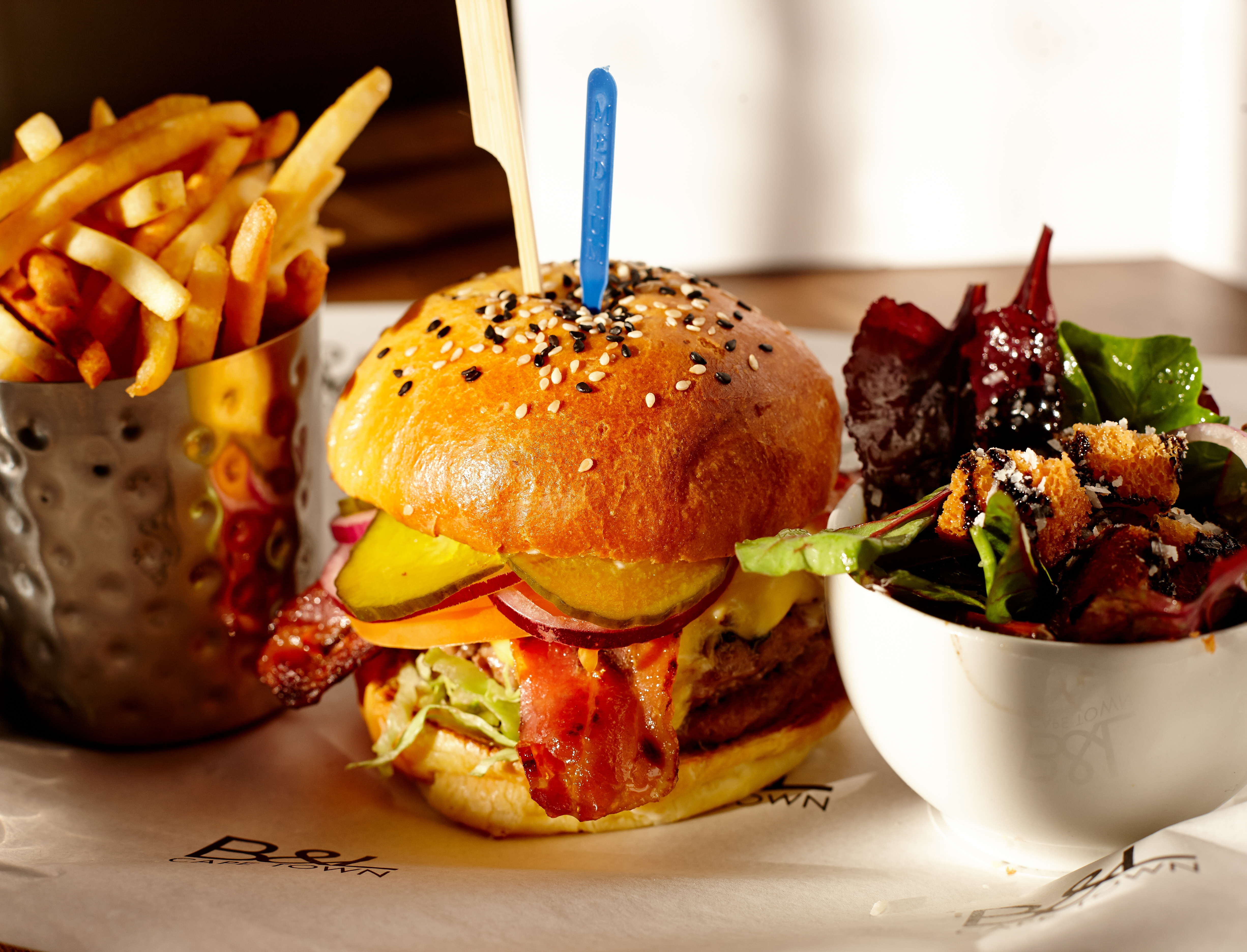 Burger & Lobster (Cape Town) - Restaurant in Cape Town - EatOut