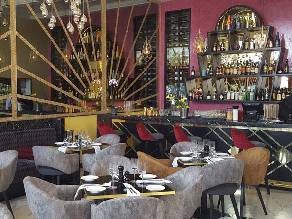 Cafe Del Sol Dessert Menu