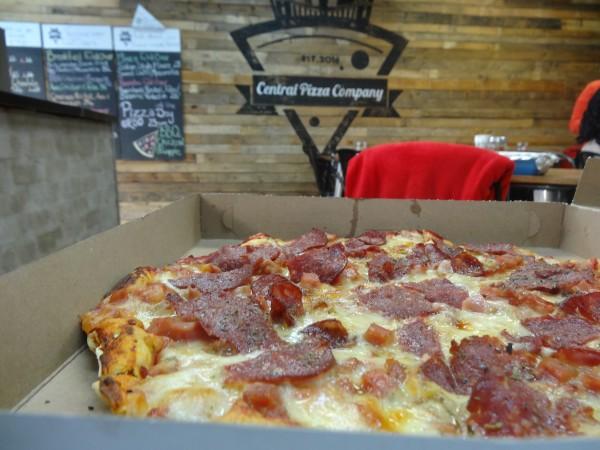Central Pizza Company
