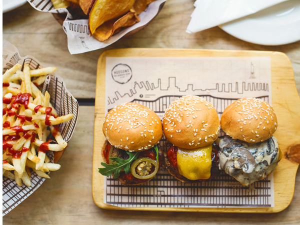 Hudsons – The Burger Joint (Umhlanga)