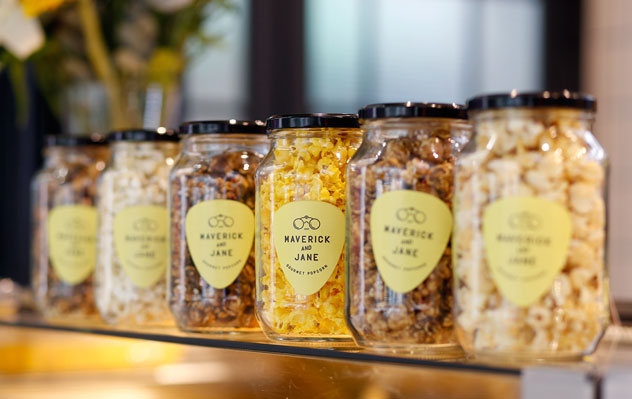 Flavours range from sweet  to savoury. Think real melted cheese, herb and olive oil, and butter. Photo supplied.