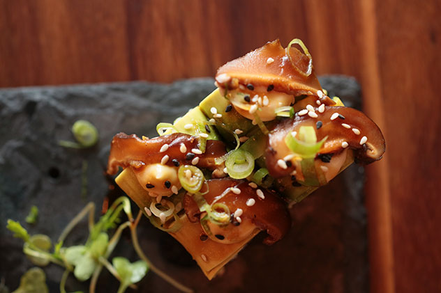In addition to Taiwanese street food, the menu also offers Chinese, Japanese and Korean cuisine. Photo supplied.