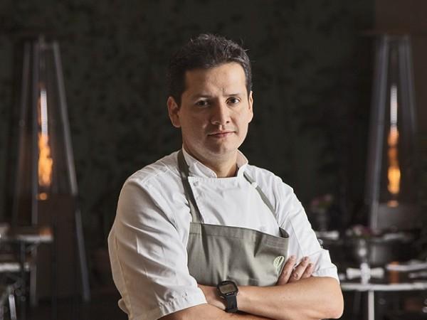Chef Jorge Vallejo of Quintonil Restaurant in Mexico. Photo supplied.