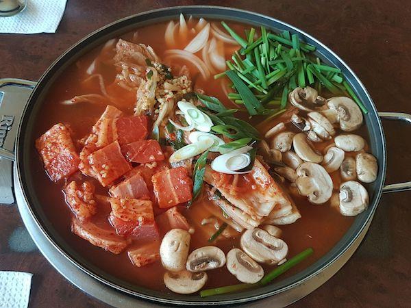 Seoul Garden Korean Restaurant