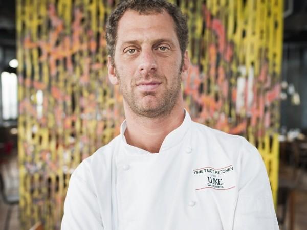 Chef Luke Dale-Roberts. Photo supplied.