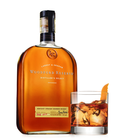 Woodford-Reserve-and-Old-Fashioned-cocktail