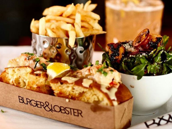 Lobster Fast Food London