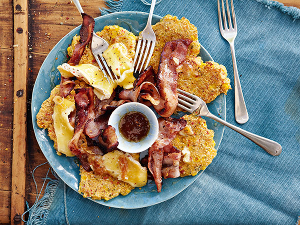 Mealie fritters