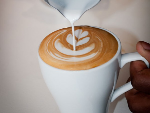 A beautiful coffee at Mischu. Photo supplied.