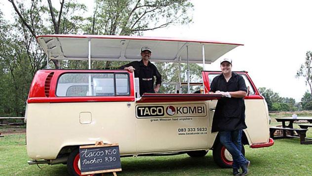 Tacokombi food truck. Photo supplied.