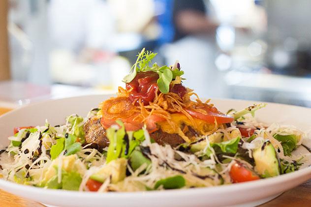 A fresh, tasty salad. Photo supplied.