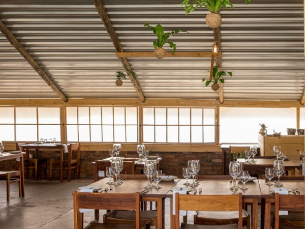 Another view of the simple yet elegant interior of Fermier. Photo supplied.
