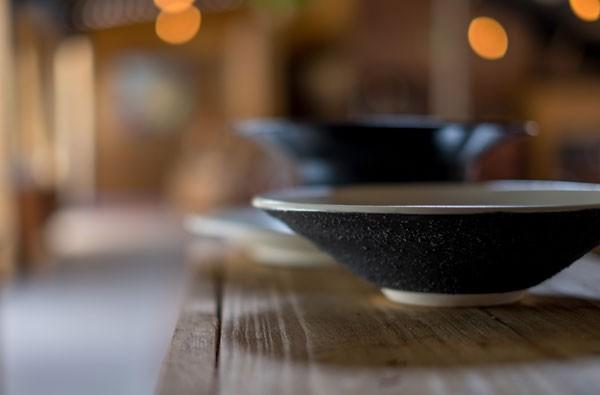 Beautiful handmade crockery by Elza van Dijk. Photo supplied.