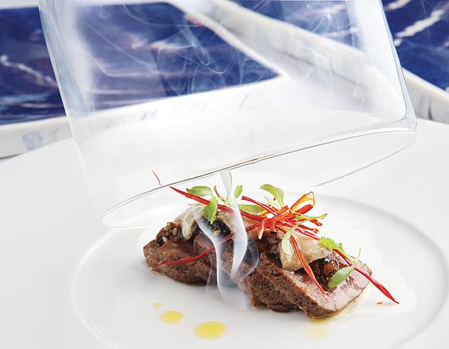 The lamb scottati dish. Photo supplied.