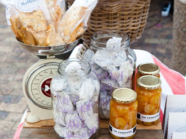 Ma Mere products at Neighbourgoods Market. Photo supplied.