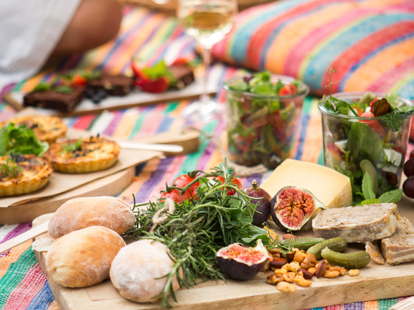 The great gourmet picnic guide