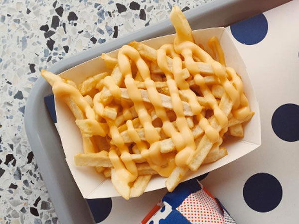5 great places to order cheese-covered fries in Cape Town