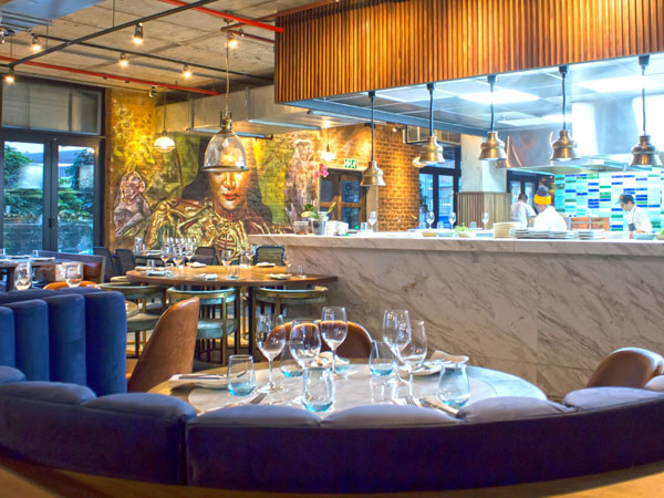 2016 Boschendal Style Award nominee: The Chefs Table