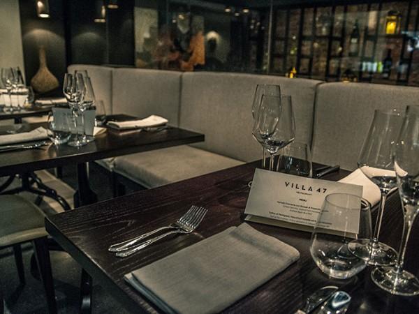 Restaurant at Villa 47