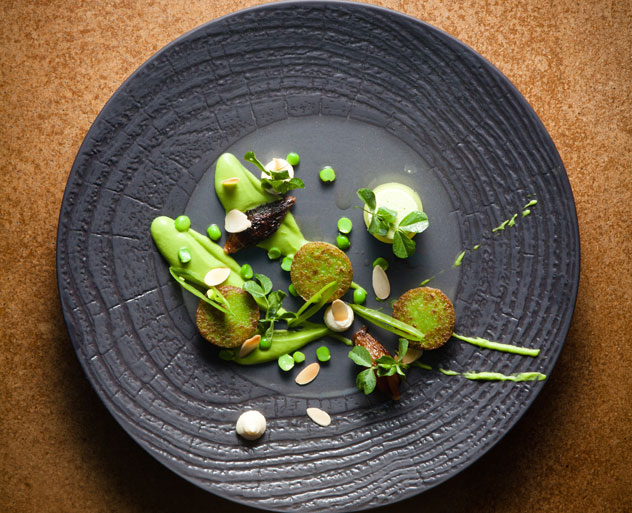 A dish from 2016 at Rust en Vrede. Photo supplied.