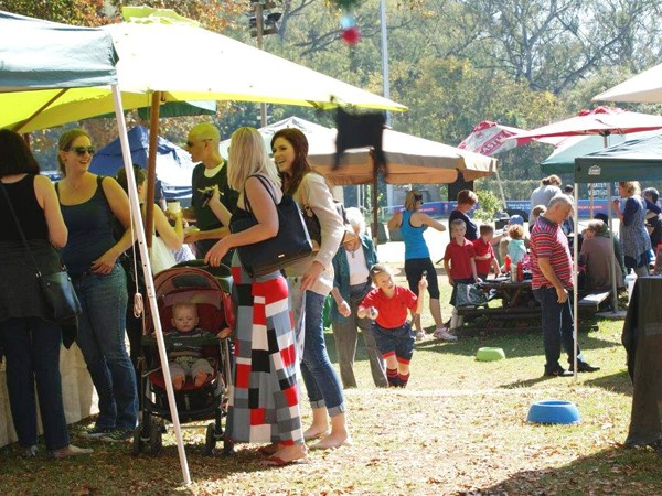 Scenes from the Jozi Vegan Market. Photo supplied.