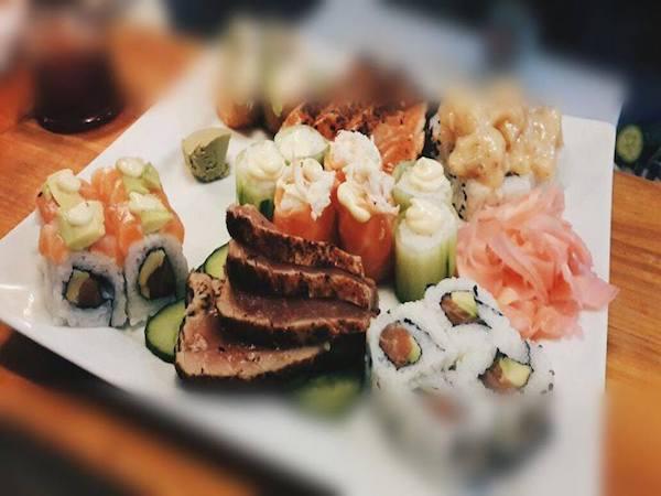 The Sushi Corner