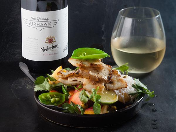 Calamari-salad