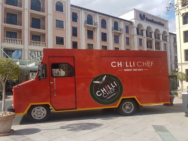 ChilliChef – Gourmet Food Truck