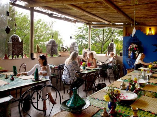 La Terasse Restaurant. Photo supplied.