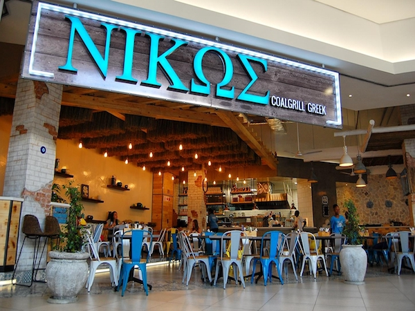 NIKOS (The Grove)