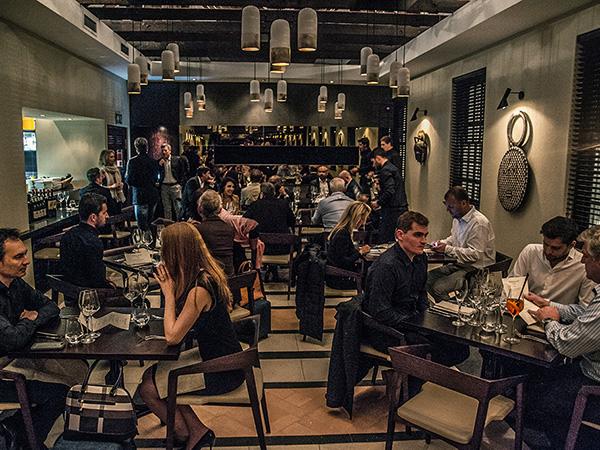 First taste: Restaurant at Villa 47 on Bree Street
