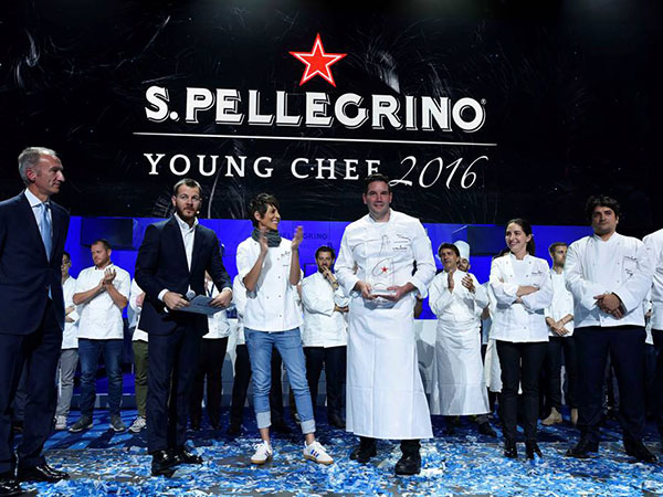Partner content: The Seven Sages – the jury for S.Pellegrino Young Chef 2018 has been announced