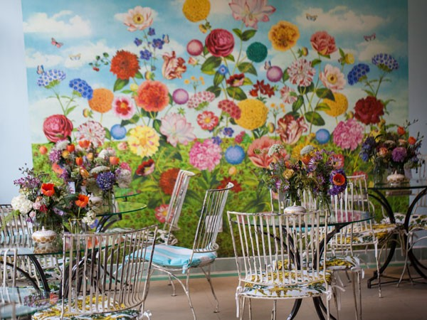 The Garden Room at Glenda's. Photo supplied.