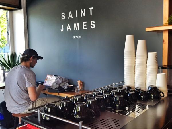 Saint James Café