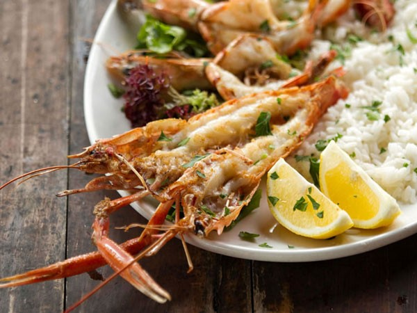 The seafood platter at Al Firenze. Photo supplied.
