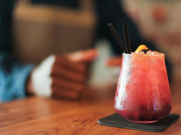 A cocktail at Bar Ber Blacksheep. Photo supplied.