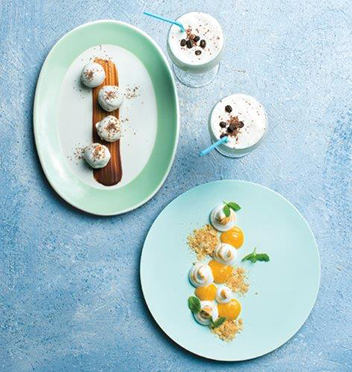 Col'Cacchio summer desserts