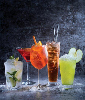 Col'Cacchio summer drinks
