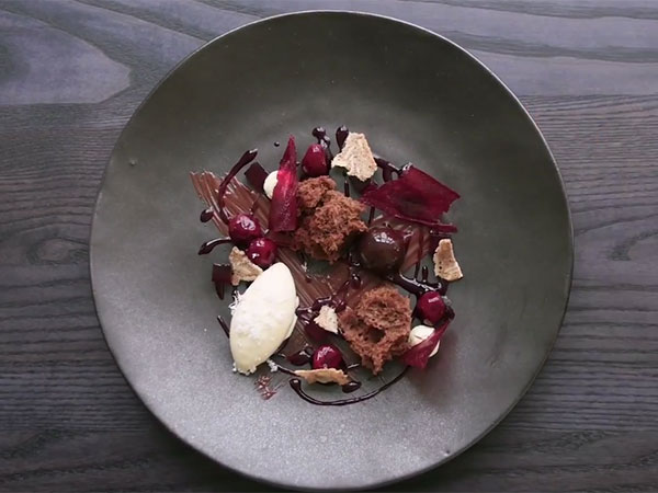 Watch: A sneak peek of the tasting menu at Greenhouse