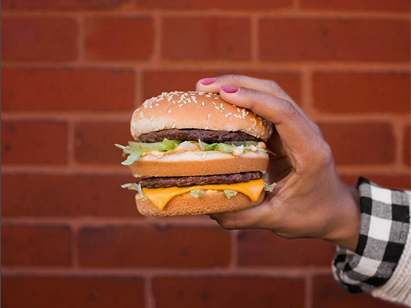 McDonald's sells Big Macs for R21 today; Burger King counters with offer to swap your bad lunch