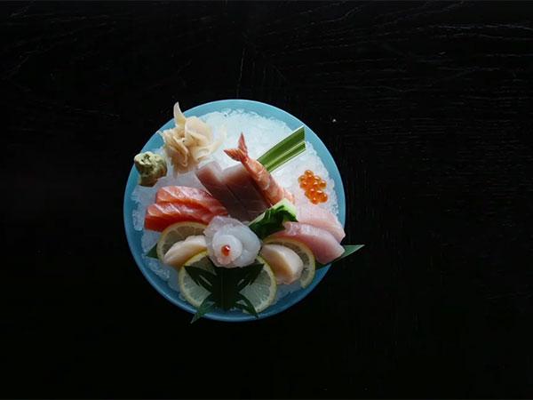 A fresh fish dish at Nobu. Photo supplied.