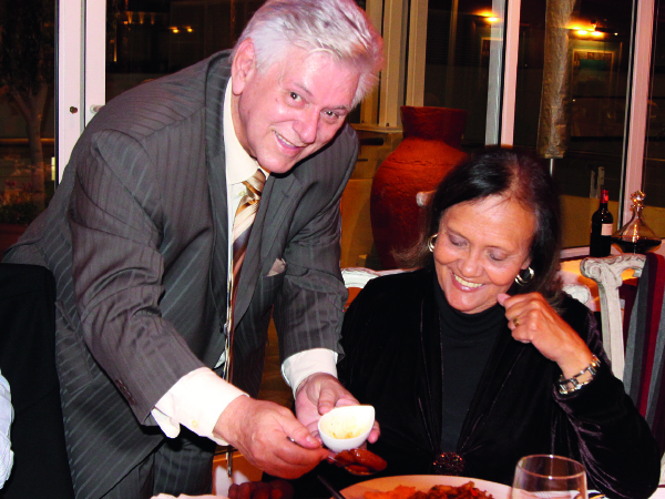 A hero for heritage: The winner of the 2016 Eat Out Lannice Synman Lifetime Achievement Award